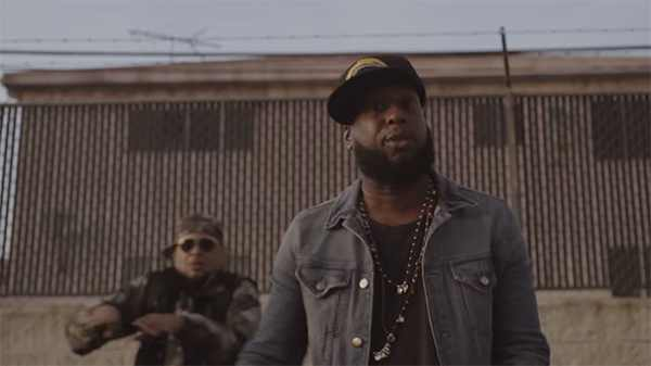 Talib Kweli feat. Amber Coffman and Myka 9 - Radio Silence Music Video
