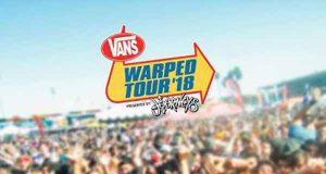 2018 Warped Tour Lineup Announced
