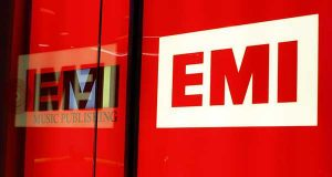 Company Wants to Sell EMI Music Publishing