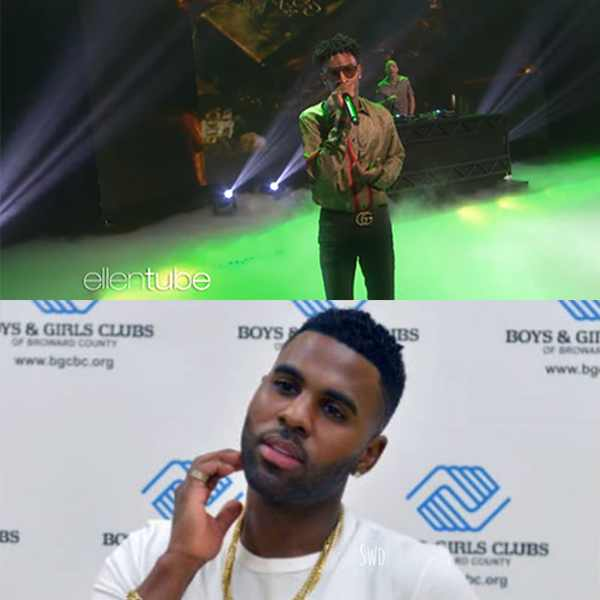 Jason Derulo   21 Savage All About Helping The Kids