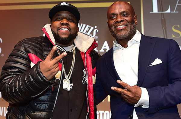 LA Reid Signs Big Boi