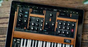 Moog Music Releases Model D iOS App