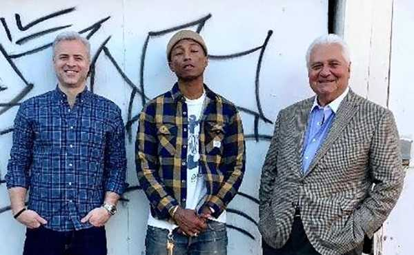 Pharrell Renews Deal With Sony/ATV