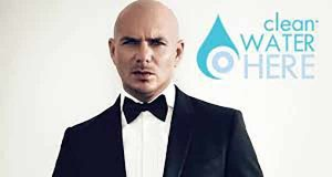 Pitbull to Address UN On Clean Water