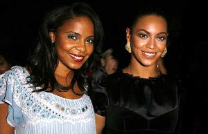 Sources Say Sanaa Lathan Bit Beyonce's Face