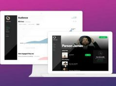 Spotify for Artists Adds Image Galleries and Social Links