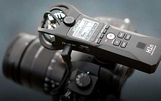 Zoom Releases H1N Portable Recorder