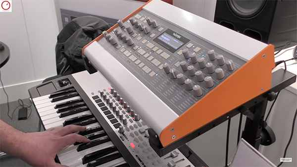 Exodus Digital Valkyrie Synthesizer