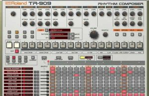 Roland Releases TR-909 Software Rhythm Composer