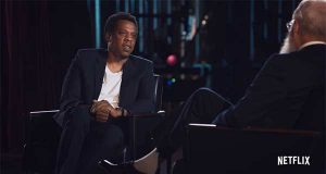 Jay-Z is David Letterman's Next Interview