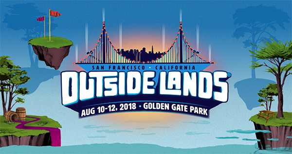 Outside Lands Music Festival 2018 Lineup